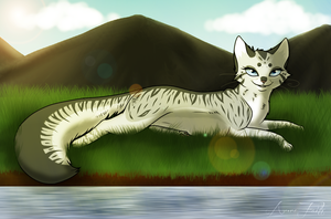 Feathertail by icrystalline