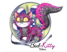 Bad Kitty Films Logo by helloheath