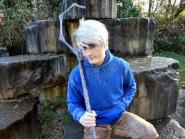 Cosplay Jack Frost by CosplayQuest