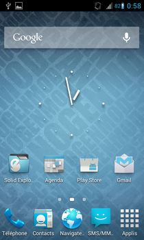 Blue gapps icon for ics / jellybean by alexof06