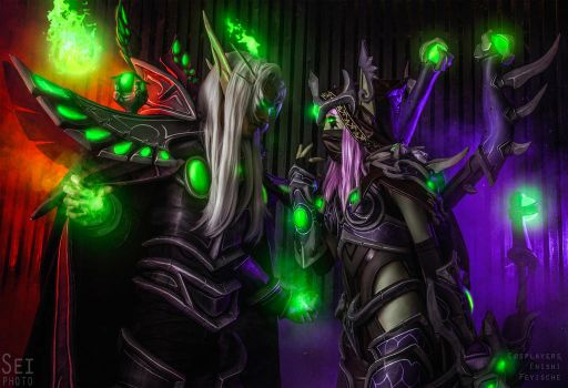 ...once more are we, Sylvanas? by EnishiRyuuodzin