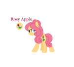 Rosy Apple by Lady-Felicity