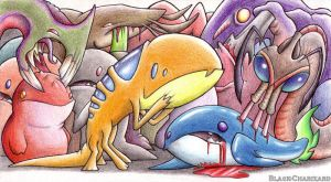 Moshpit of Doom by Black-Charizard