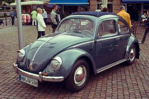 Vintage Bug. by cluelessart