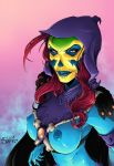 Skeletress by Killersha