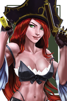 Miss Fortune by G21MM