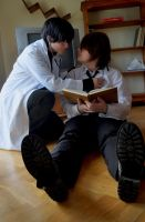 JE - Playing doctor by Hikari-Kanda