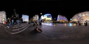Piccadily Circus - First Pass by noelholland