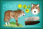 Alari Official Reference by WingedWolfAlari