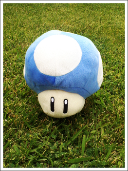 Super Shroom by Mattesloco