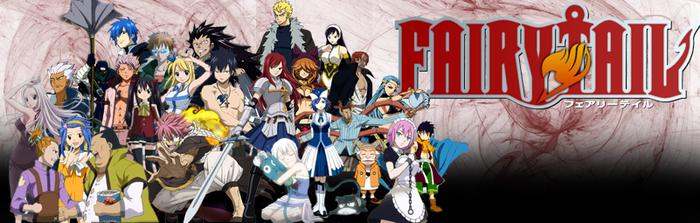 FairyTail by outlawjettro