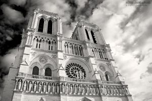Notre-Dame de Paris by Willowhisperer