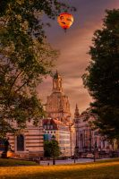 Church of our Lady by hessbeck-fotografix