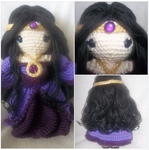 Luciana Crochet Doll by FandomGurumi by Endorell-Taelos