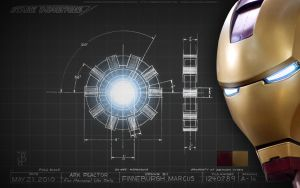 Iron Man Wallpaper by bbboz
