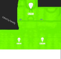 Cream Order [GREEN] by SolutionDesigns