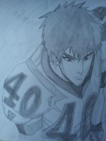 (Eyeshield 21) Seijuro Shin by mochkholik25