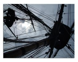 In The Rigging by unclejuice