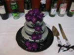 wedding cake 1 by NellieVance