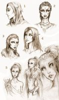 Few TES sketches by Reliah