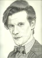 Matt Smith by donna-j