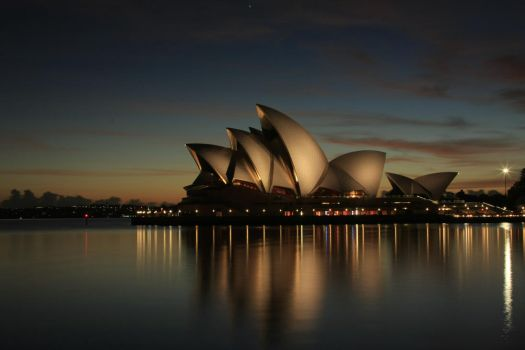 Utzon by Dawn by cplcrud