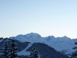 Mountains in France by Saphirylis