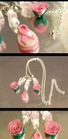 Awareness Necklace by mayel411