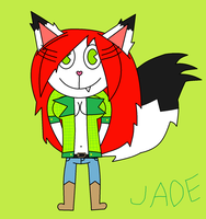 Jade -.gifts.- by WeaselHTF