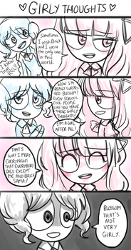 Girly Thoughts by meimeix