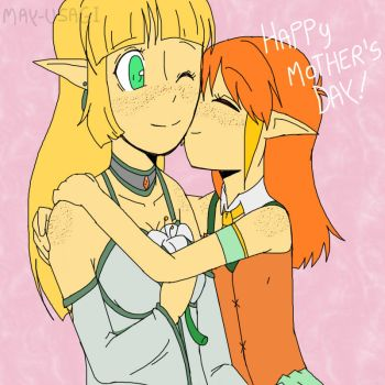 Happy Mother's Day by HansCampanella