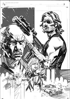 Escape From New York Commission by thisismyboomstick