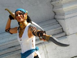 Isabela - These (Kirk)walls by GuildPrincipalDio