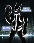 End Fighter: TRON, on the Grid by Gundamu