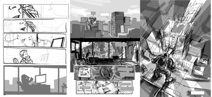 Untitled project - Storyboards by Chris-Yop-Lannes