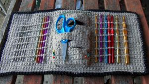 The Crochet Toolbox by W0IfDreamer