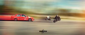 The Chase by B3ARStyLE