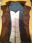 Front of Edward Kenway's coat by TheCreedBeliever