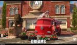 Wet Dreams.... by Cars2fangirl