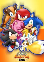 SONIC BOOM ~END~ by DoRiKoNo