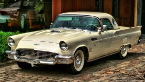 Ford Thunderbird by pingallery