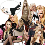 Avril Lavigne FOTOS PNG by MilyEditions