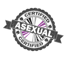 Certified Asexual Stamp by lovemystarfire