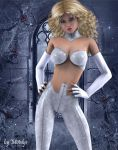 Emma Frost by LadyMiralys