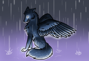 Rainy Day by Akino-Nanook
