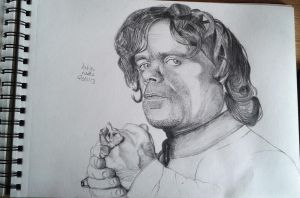 Tyrion-Lannister by Artsouls143