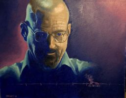 Walter White by russraff