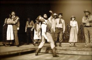 OKLAHOMA! by Rodgers and Hammerstein by RDutch