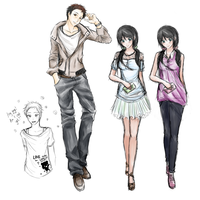 HH: RP outfits #01 by LinYan