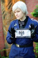 Hallo, mein name ist Prussia by Double-A-Cosplay